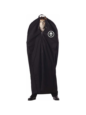 Adult Body Bag Costume-COSTUMEISH