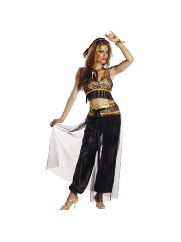 Adult Egyptian Dancer Costume-COSTUMEISH