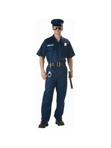Adult Police Officer Costume-COSTUMEISH