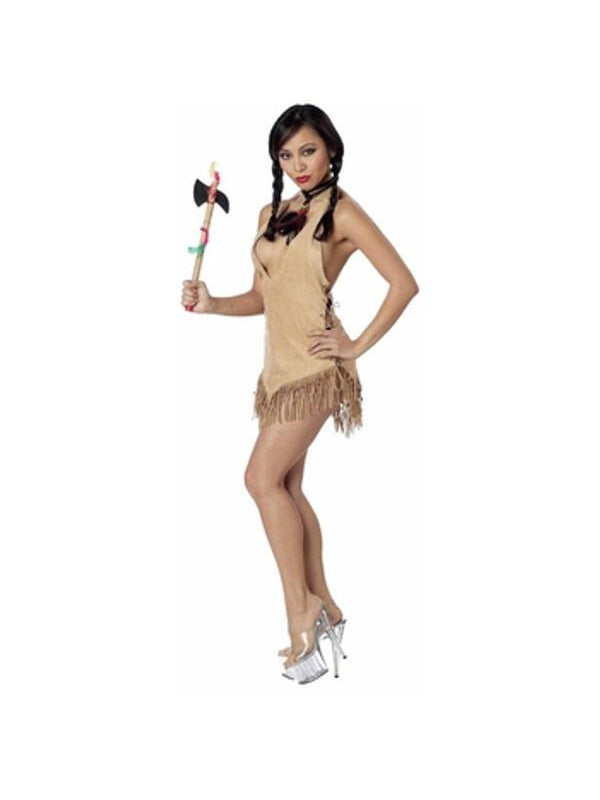Sexy indian costume for women