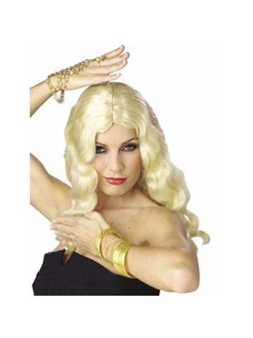 Adult Blonde Re-Invention Wig-COSTUMEISH