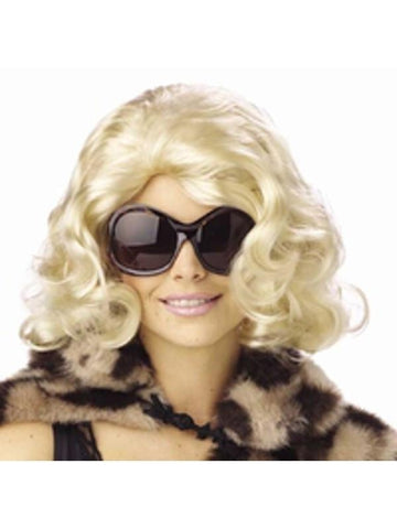 Jet Set Blonde Jessica Wig-COSTUMEISH