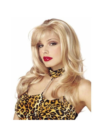 Women's Blonde Ho Wig