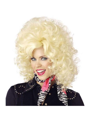 Country Singer Style Wig