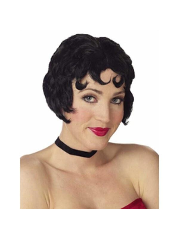 Women's Betty Boop Wig-COSTUMEISH