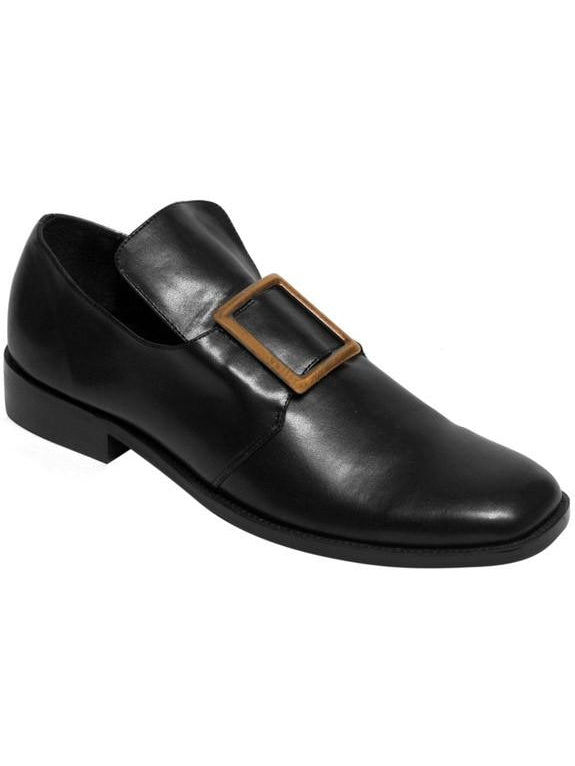 Men's Colonial Costume Shoes-COSTUMEISH