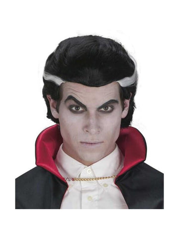 Adult Men's Classic Vampire Wig-COSTUMEISH