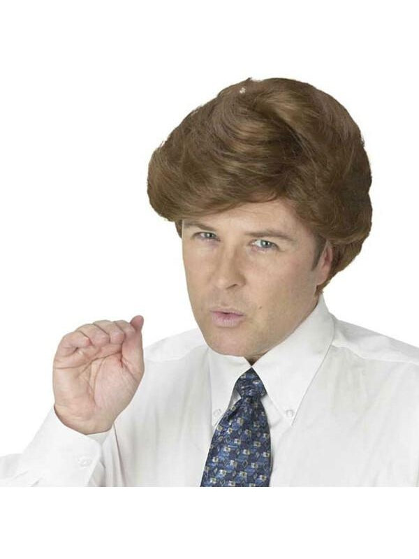 Adult Donald Trump Style Wig-COSTUMEISH