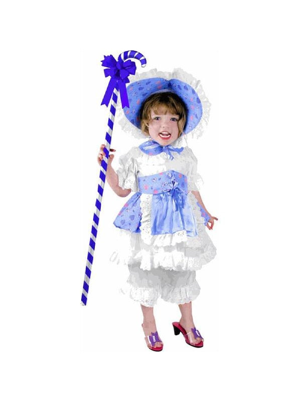 Childs Bo Peep Costume-COSTUMEISH