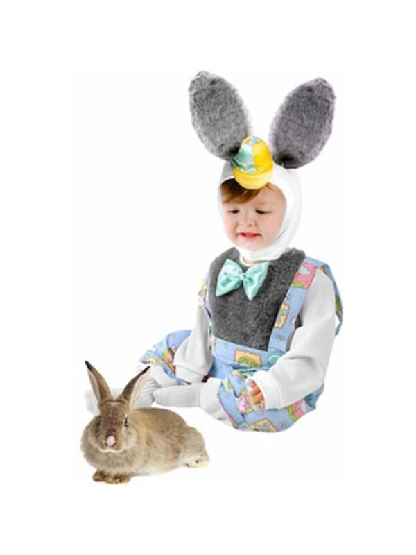 Toddler Boy Nursery Rhyme Bunny Costume-COSTUMEISH