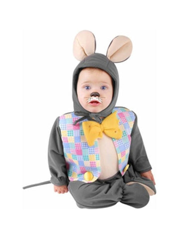 Baby Cheesy Mouse Costume-COSTUMEISH