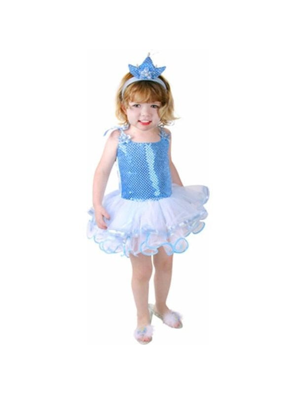 Toddler Beautiful Ballerina Costume-COSTUMEISH