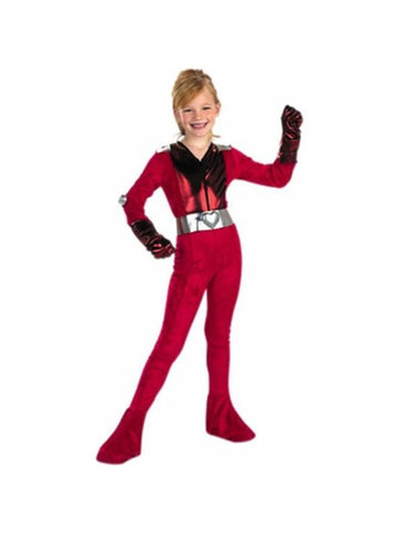 Child's Totally Spies Clover Costume-COSTUMEISH