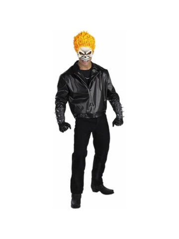 Adult Ghost Rider Costume-COSTUMEISH