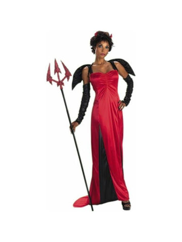 Adult Desirable Devil Costume-COSTUMEISH