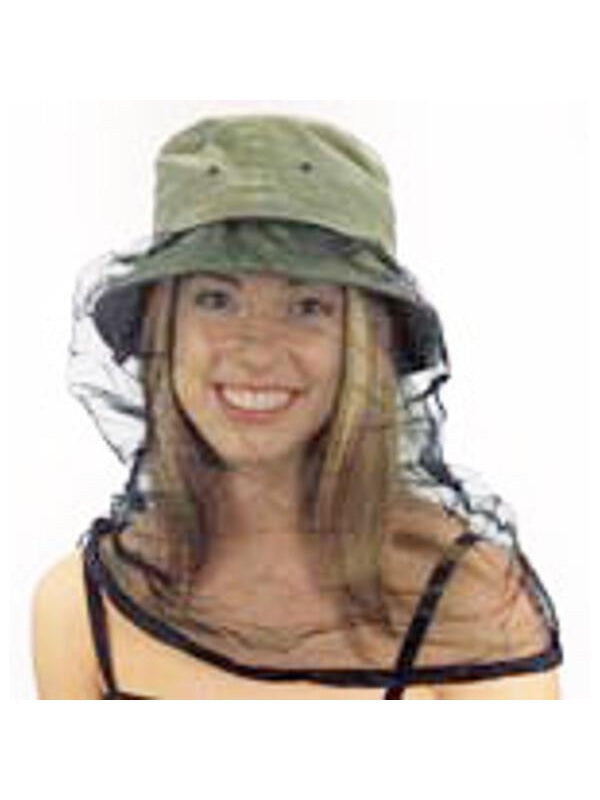 Mosquito Net Hat-COSTUMEISH