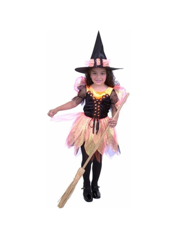 Baby Princess Witch Costume-COSTUMEISH