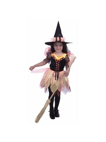 Toddler Princess Witch Costume