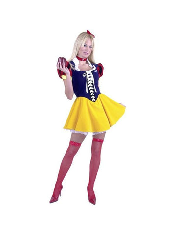 Adult Sexy Lace Snow White Costume