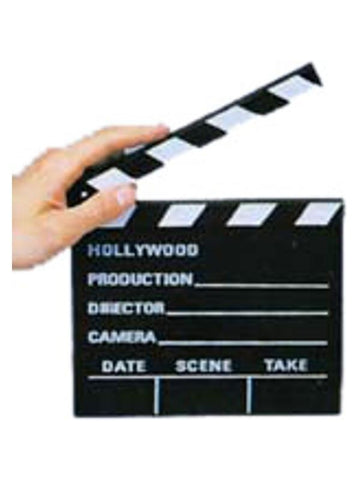 Adult Movie Clapboard