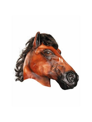 Brown Horse Mask-COSTUMEISH