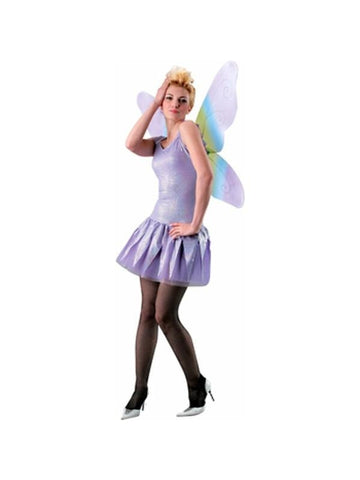 Adult Colorful Butterfly Costume Wings-COSTUMEISH