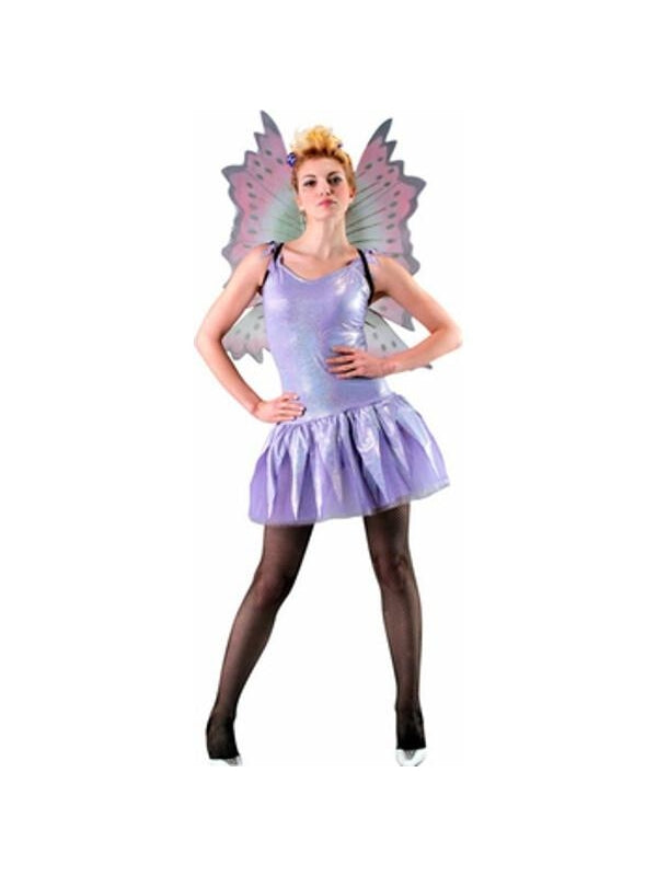 Adult Colorful Monarch Costume Wings-COSTUMEISH