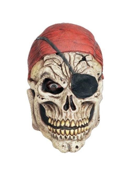 Buccaneer Pirate Don Post Mask-COSTUMEISH