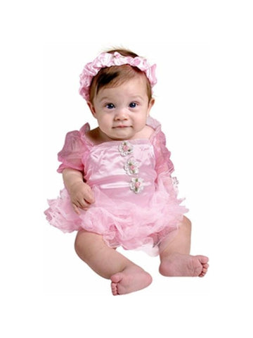 Infant Pink Ballerina Costume