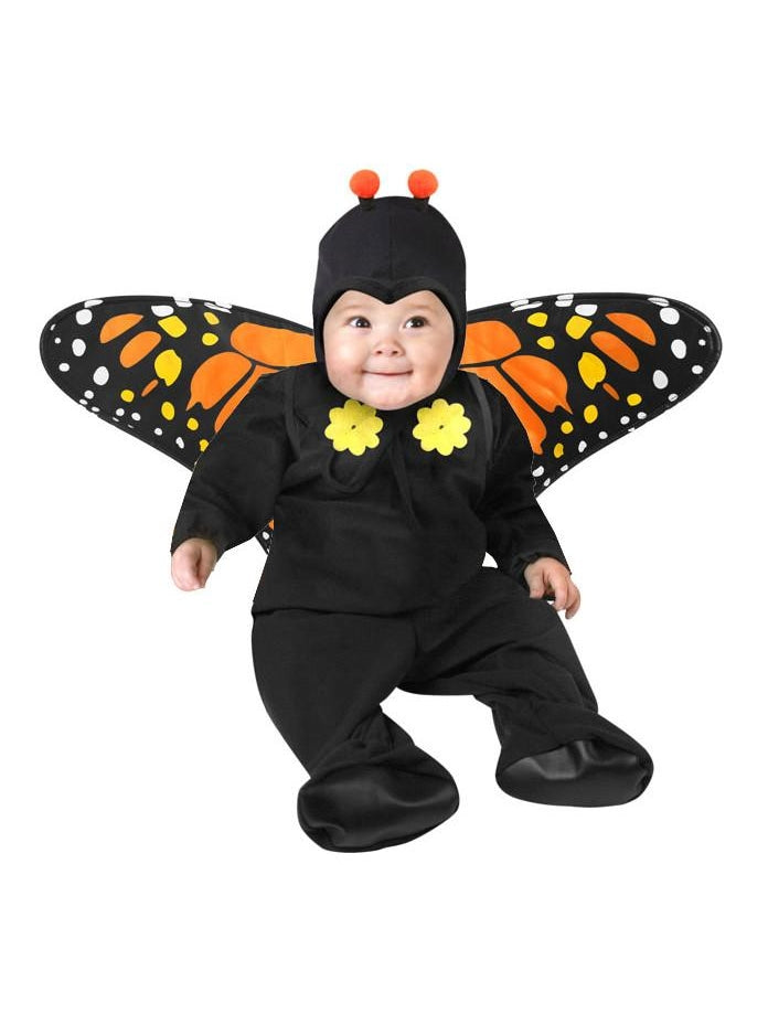 Baby Monarch Butterfly Costume-COSTUMEISH