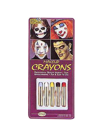 Adult Costume Makeup Crayons