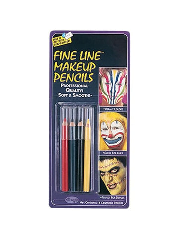 Adult Makeup Pencil Set