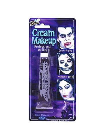 Adult Black Cream Makeup