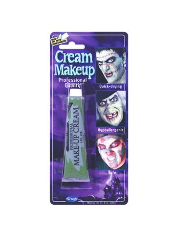 Adult Green Cream Makeup-COSTUMEISH