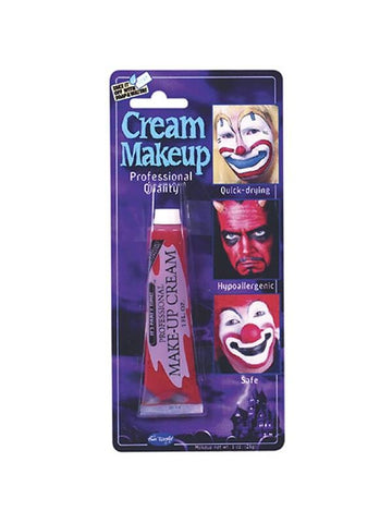 Adult Red Cream Makeup-COSTUMEISH