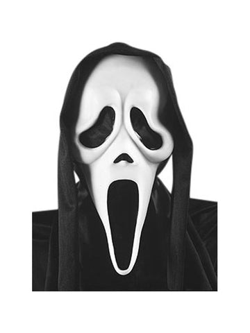 Adult Scream Costume Mask