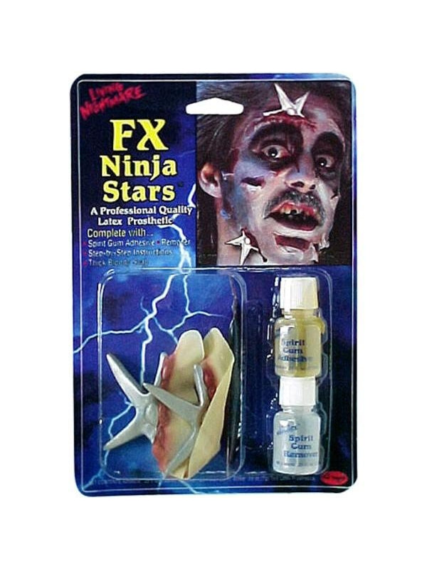 Adult Ninja Star Fx Kit-COSTUMEISH