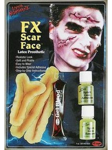 Scar Face FX Kit-COSTUMEISH