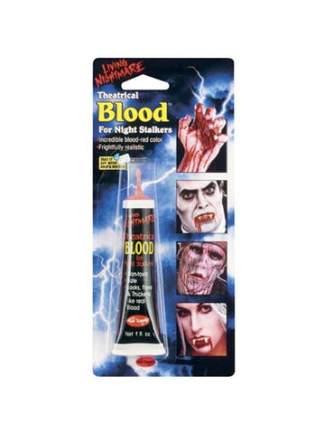 Adult Tube Of Fake Blood