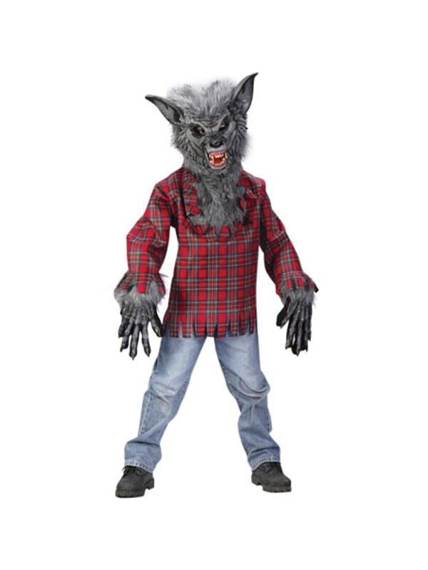 Childs Werewolf Costume-COSTUMEISH