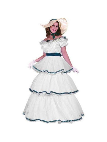Adult Southern Belle Plantation Costume-COSTUMEISH