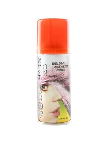 Adult Orange Hair Spray