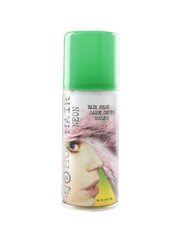Adult Green Hair Spray-COSTUMEISH