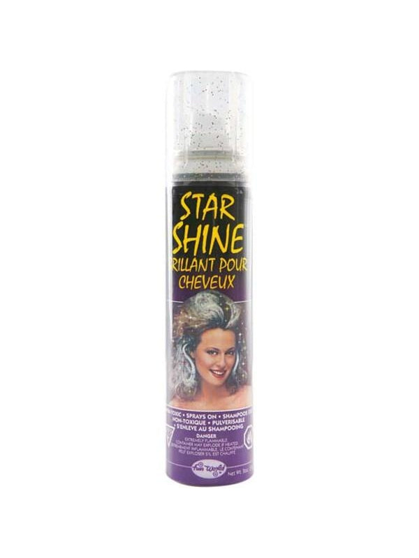 Adult Multi Glitter Hair Spray-COSTUMEISH