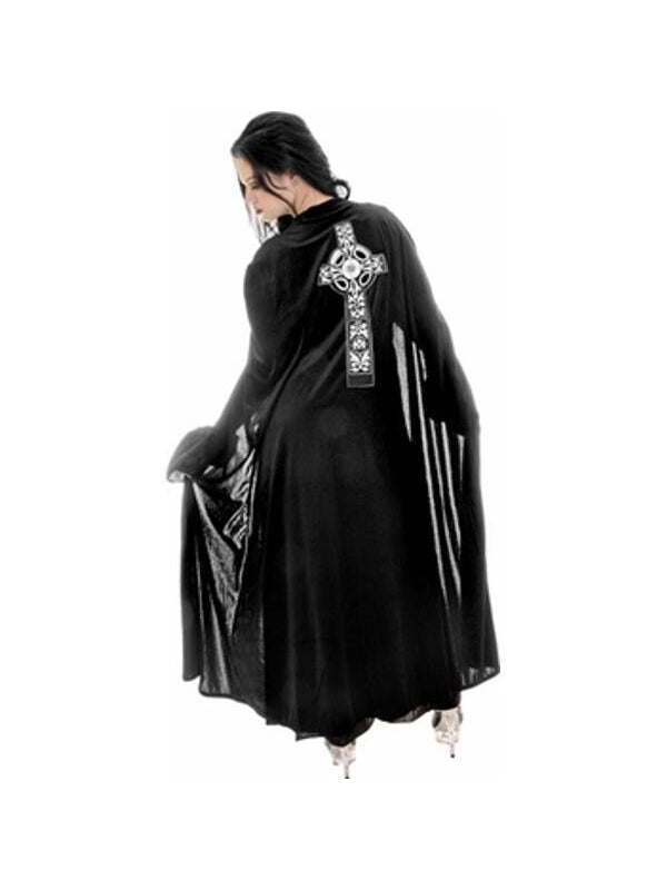 Adult Gothic Celtic Cape-COSTUMEISH
