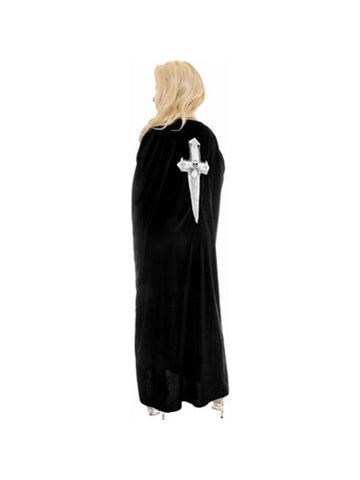 Adult Gothic Dagger Cape-COSTUMEISH