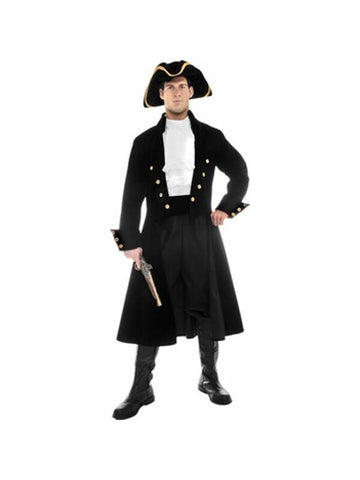 Adult Captain Bligh Costume