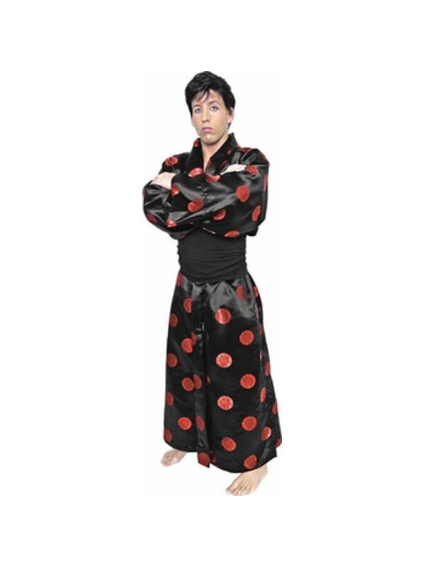 Adult Men's Kimono Robe-COSTUMEISH