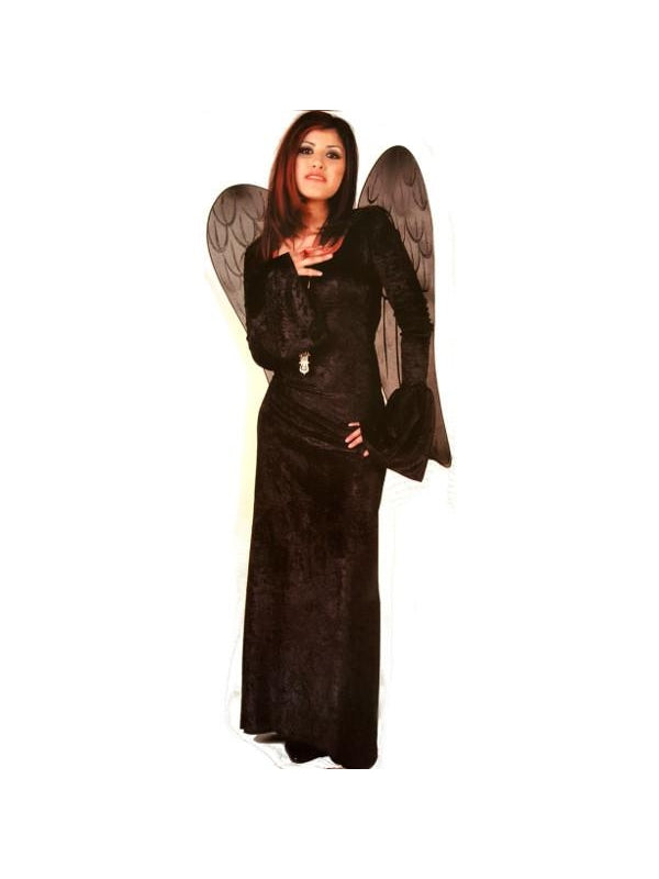 Adult Dark Angel Costume-COSTUMEISH