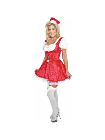 Adult Sexy Santa Baby Costume